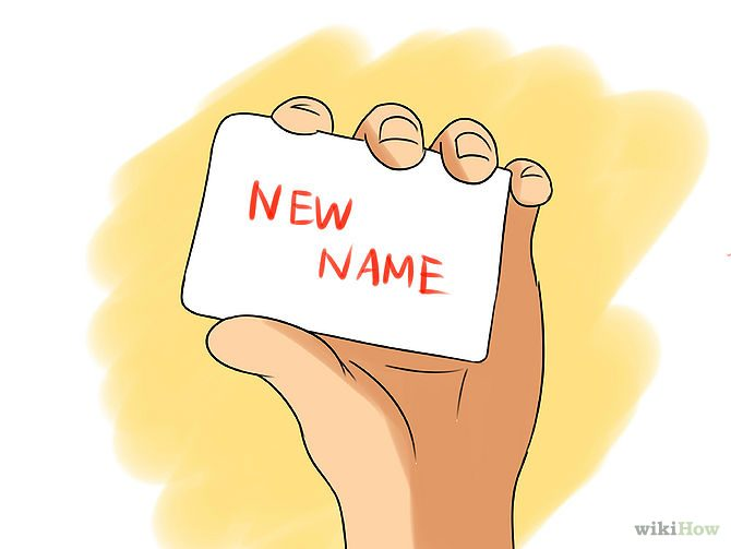 Can I change my child's surname? - Bregmans