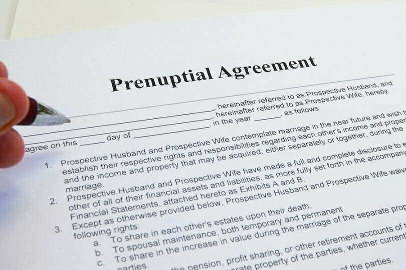 Pre Nuptial Agreement, Binding Financial Agreement | DIY Family Law Australia
