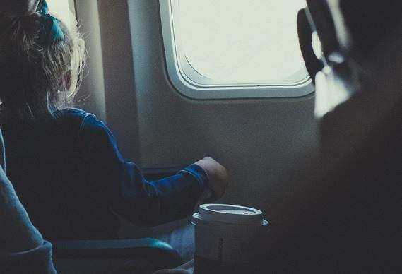 Child Travel on Plane | DIY Family Law Australia
