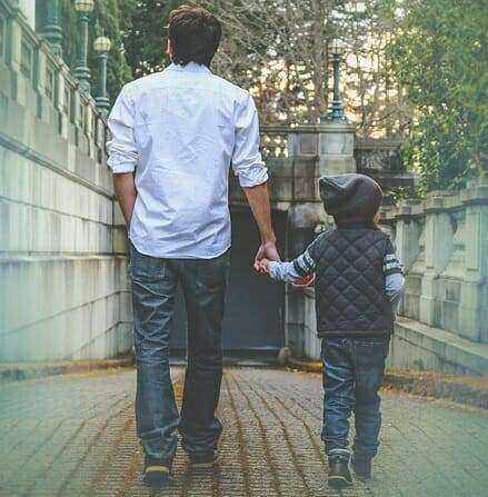 Step Father and Step Child | DIY Family Law Australia